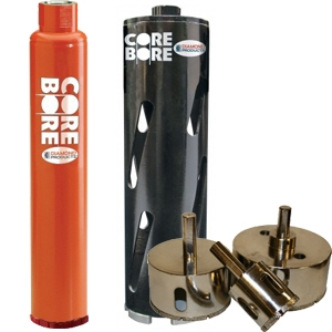 Core Cut Diamond Core Bits